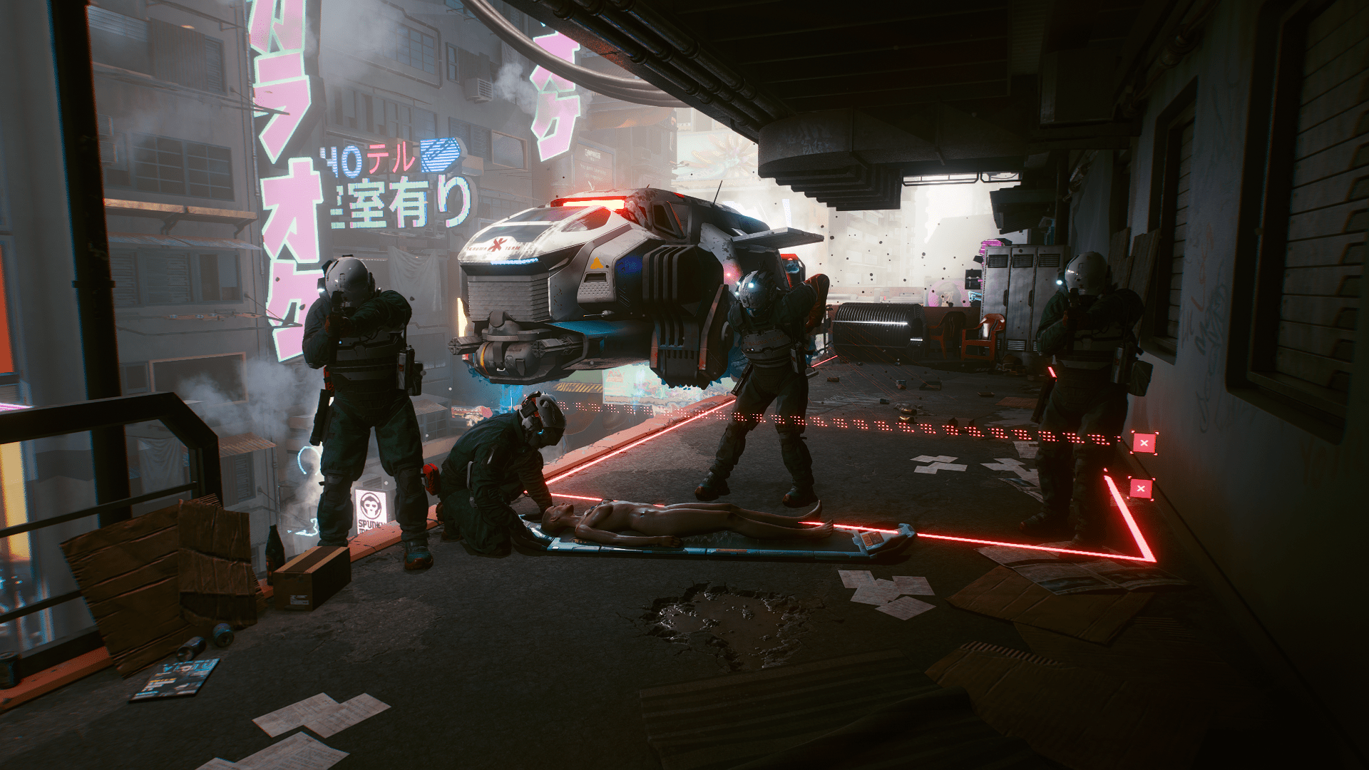 Cyberpunk 2077: Mods Support | PC / Xbox Series X / PS5 / PS4