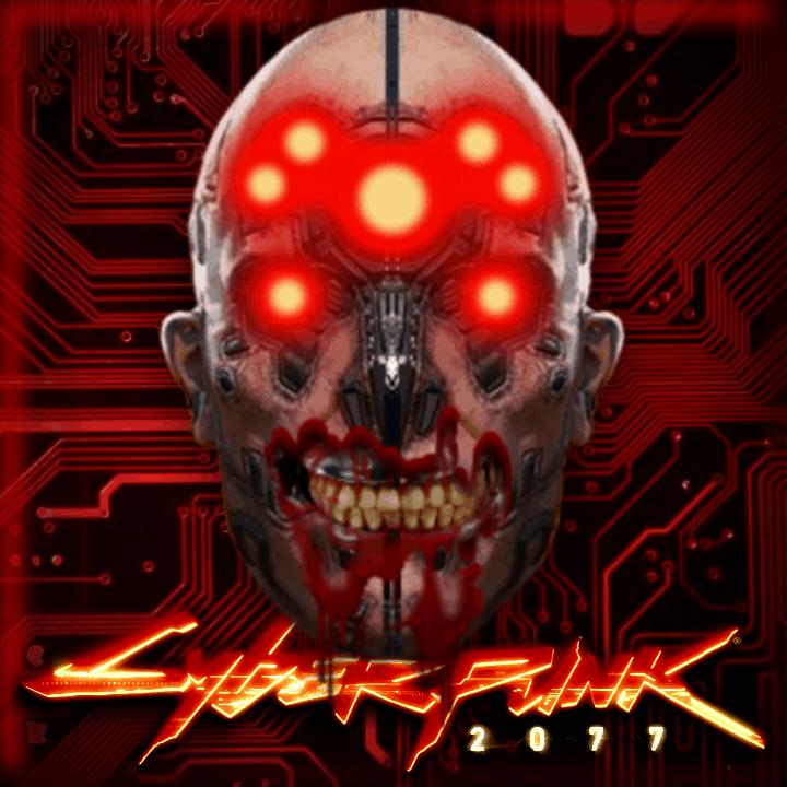 Maelstrom Custom Icons for Cyberpunk 2077 - Cyberpunk 2077 Mod