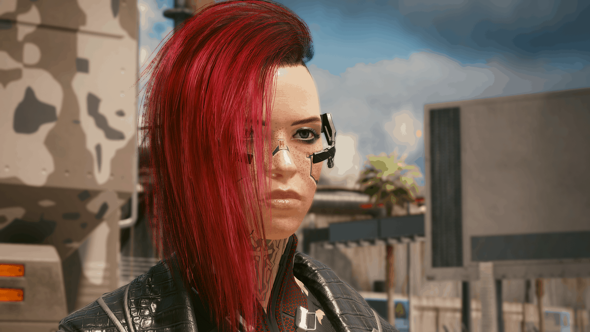 Judy Approved Female V Preset - Cyberpunk 2077 Mod